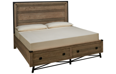Napa Furniture Brentwood King Storage Bed