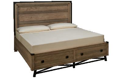 Napa Furniture Brentwood King Storage Bed