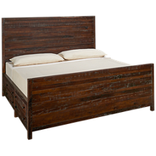 Modus Townsend King Storage Bed