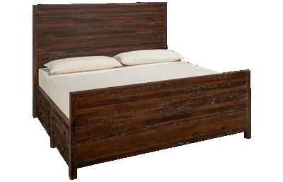 Modus Townsend King Storage Bed