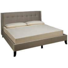 Jonathan Louis Allen King Upholstered Bed