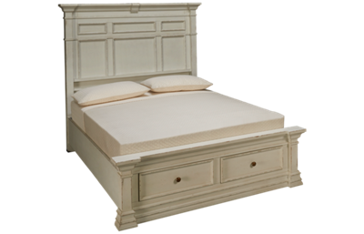Aspen Granville Queen Panel Storage Bed