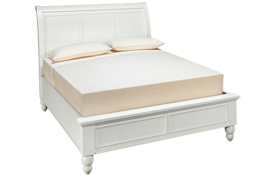 Aspen Cambridge Queen Sleigh Bed