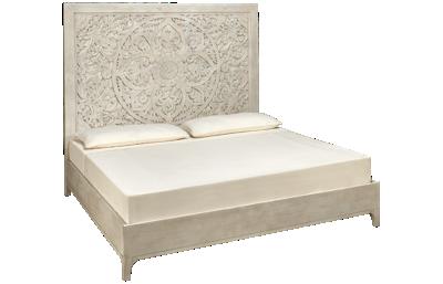 Modus Boho Chic King Bed