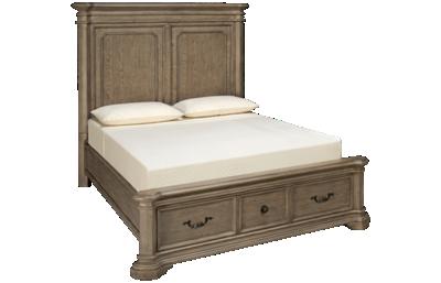 Aspen Hamilton Queen Storage Bed