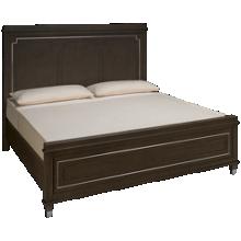 Riverside Dara Two King Panel Bed