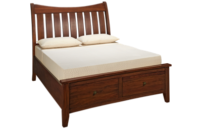 Napa Furniture Willows Bend Queen Storage Bed