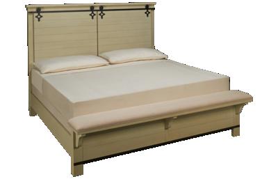 Folio 21 Furniture Newtown King Bed