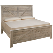 Ashley Bellaby King Panel Bed
