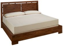 Cresent Fine Furniture Waverly King Panel Bed