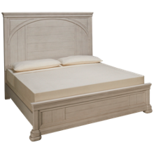 Klaussner Home Furnishings Nashville King Bed