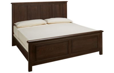 Vaughan-Bassett Artisan Choices King Panel Bed