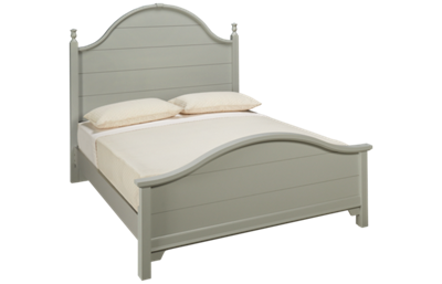 Vaughan-Bassett Cottage Queen Panel Bed