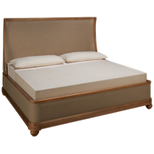Legacy Classic Ashby Woods King Upholstered Panel Bed