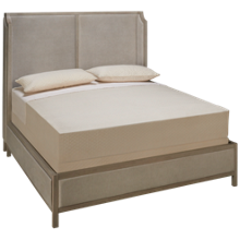 Legacy Classic Rachael Ray Cinema Queen Upholstered Bed
