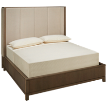 Legacy Classic Rachael Ray High Line Queen Upholstered Panel Bed
