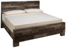 Ashley Derekson King Panel Bed