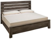 Ashley Cazenfeld King Panel Bed