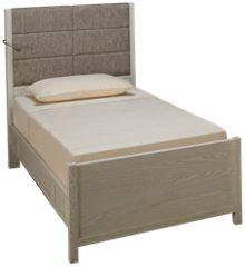 Universal Modern Spirit Twin Upholstered Bed
