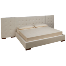 Universal Brantley King Paneled Bed