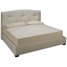 Jonathan Louis Bergman King Upholstered Bed