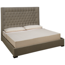 Jonathan Louis Carly King Upholstered Bed