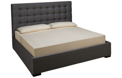 Jonathan Louis Abby King Upholstered Bed