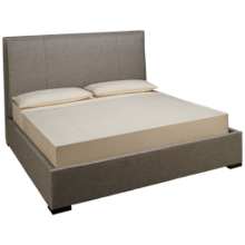Jonathan Louis Logan King Upholstered Bed