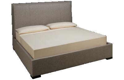 Jonathan Louis Logan King Upholstered Bed with Nailhead