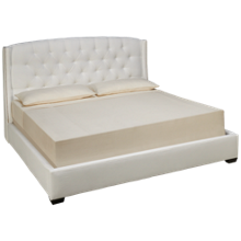 Jonathan Louis Leslie King Upholstered Bed