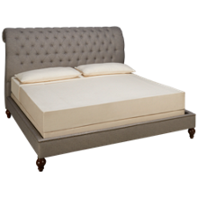 Jonathan Louis Marigold King Upholstered Bed