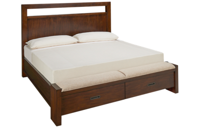 Riverside Riata King Panel Storage Bed