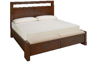 Riverside Riata King Panel Storage Bed