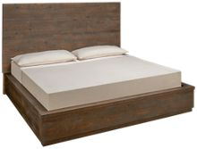 A America Grays Harbor King Platform Panel Bed