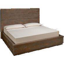 A America Grays Harbor King Platform Panel Bed