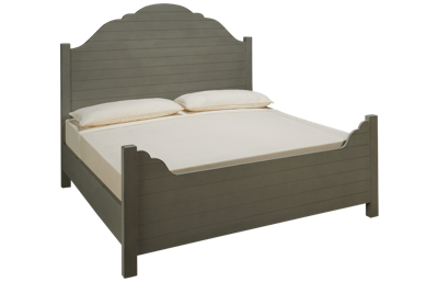 Magnolia Home King Shiplap Bed