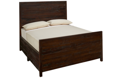 Modus Townsend Queen Panel Bed