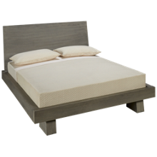 Ligna Furniture Zen Queen Low Profile Panel Bed