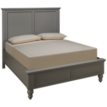 Aspen Cambridge Queen Low Profile Bed