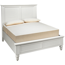 Aspen Cambridge Queen Panel Bed