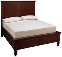 Aspen Cambridge Queen Low Profile Bed
