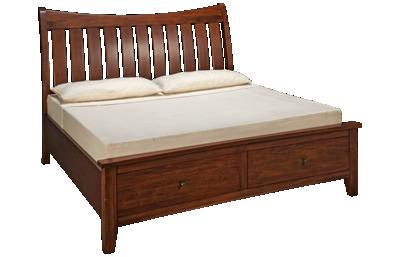 Napa Furniture Willows Bend King Storage Bed