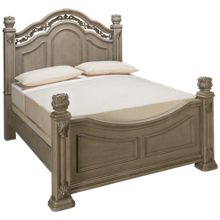 Liberty Furniture Messina Estates Queen Poster Bed