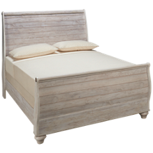 Ashley Willowton Queen Sleigh Bed