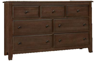 Vaughan-Bassett Artisan Choices Dresser