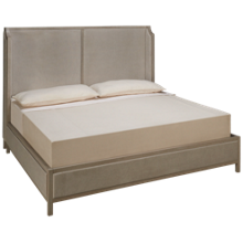 Legacy Classic Rachael Ray Cinema King Upholstered Bed
