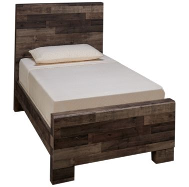 Ashley Derekson Ashley Derekson Twin Panel Bed Jordan S Furniture