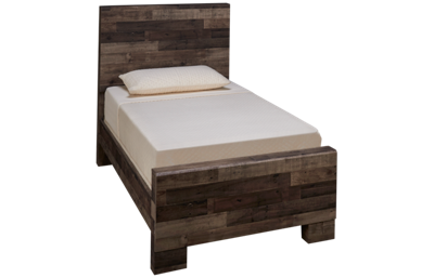 Ashley Derekson Twin Panel Bed