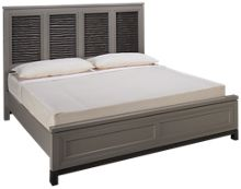 Aspen Hyde Park King Panel Bed