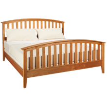 Mastercraft Urban Home King Slat Bed